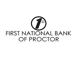 The First National Bank of Proctor