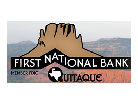 The First National Bank of Quitaque