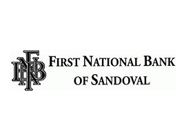 The First National Bank of Sandoval