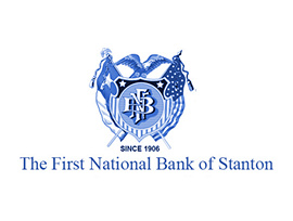 The First National Bank of Stanton