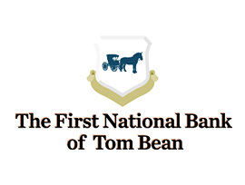 The First National Bank of Tom Bean