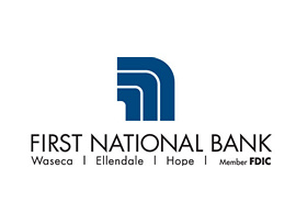 The First National Bank of Waseca