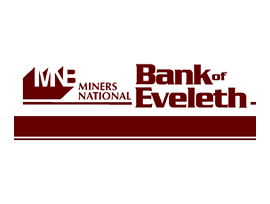 The Miners National Bank of Eveleth