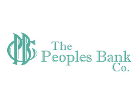 The Peoples Bank Co.