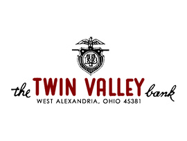 Twin Valley Bank logo