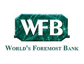 World's Foremost Bank